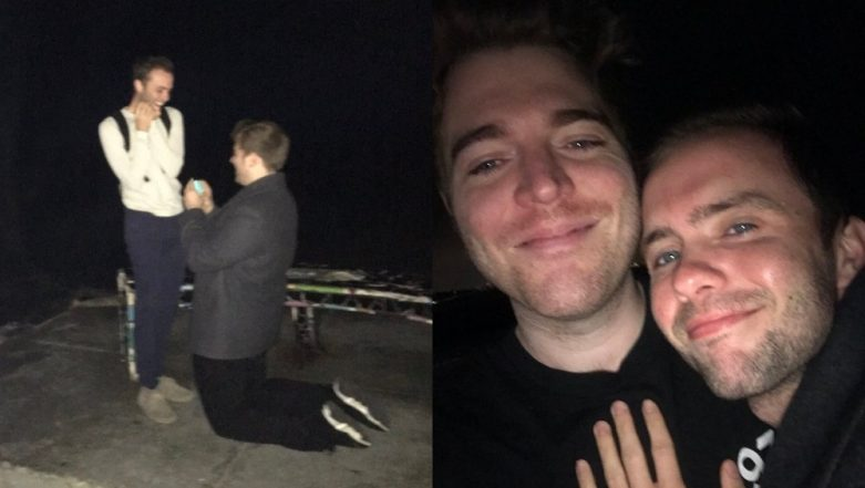YouTuber Shane Dawson Engaged To Boyfriend Of 3-Years, Ryland Addams - View The Cute Post!