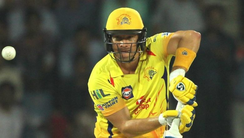 Shane Watson Batted With a Bleeding Knee During MI vs CSK IPL 2019 Final, Got Six Stitches After the Match, Reveals Harbhajan Singh