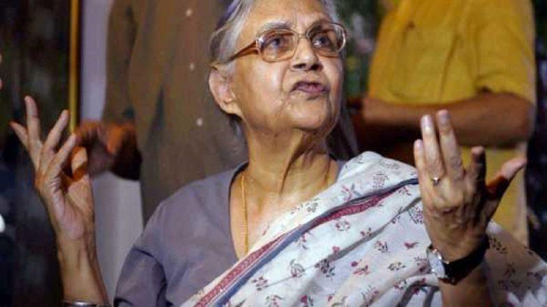 Sheila Dikshit Admits 'Manmohan Singh Was Not as Strong as Narendra Modi' in Responding to Pakistan-Sponsored Terrorism