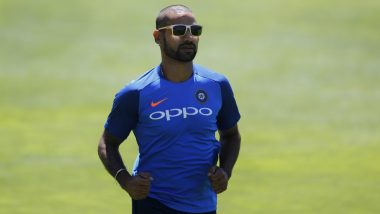 Shikhar Dhawan Slams Pakistani Cricketers for Advising India in Internal Affairs, Says 'Fix Your Own Country First'