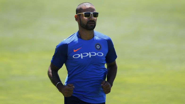 Shikhar Dhawan's Expected Comeback Date Revealed, Indian Opener Likely to Be Fit for This CWC 2019 Match
