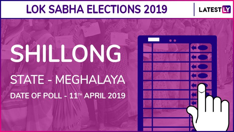 Shillong Lok Sabha Constituency in Meghalaya Results 2019: INC Candidate Vincent H Pala Elected MP