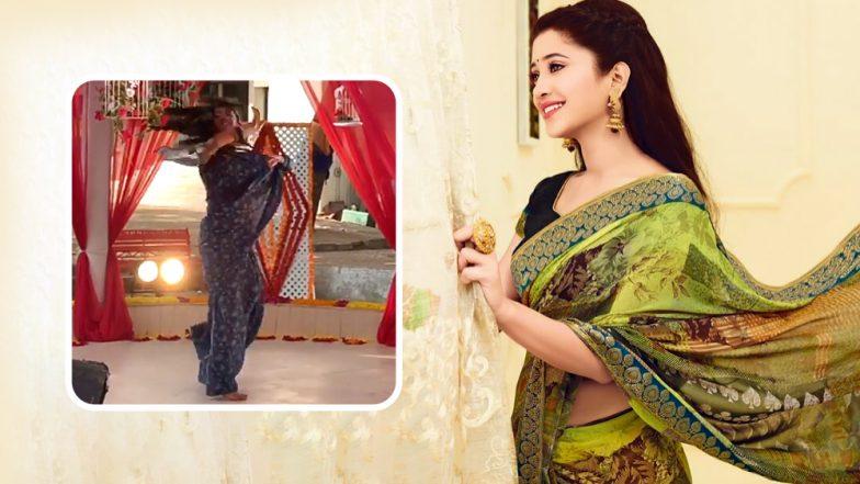 Shivangi Joshi's Dance on Alia Bhatt's 'Ghar More Pardesiya' is Truly Graceful (Watch Video)