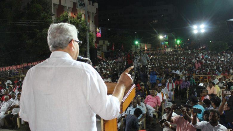 Sitaram Yechury Lambastes Narendra Modi, Advises Him to Stop Blaming Congress for BJP Govt's Failures