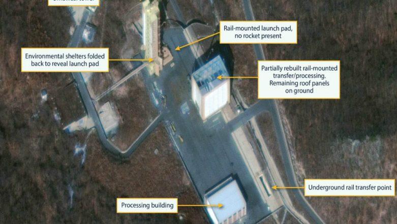North Korea Rebuilding Sohae Rocket Launch Site Days After Donald Trump Meets Kim Jong-un