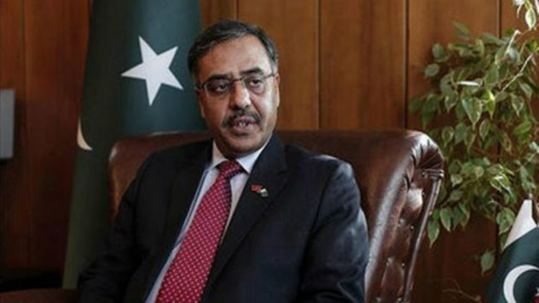 Sohail Mahmood Appointed Pakistan's New Foreign Secretary
