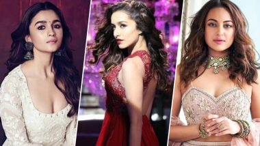 Alia Bhatt in RRR - Shraddha Kapoor in Saaho: 5 Bollywood Actresses Who Made The Crossover from Bollywood to South