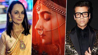 Alia Bhatt's Mom Soni Razdan Says Kalank Teaser Is Like a Sanjay Leela Bhansali Film! Karan Johar, Are You Listening?