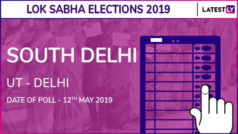 South Delhi Lok Sabha Constituency in Delhi: Candidates, Current MP, Polling Date And Election Results 2019