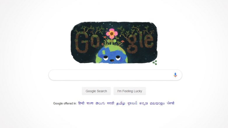 Spring Equinox 2019: Google Doodle Makes a Beautiful Illustration to Mark The Beginning of Spring on Last Supermoon Day of the Year