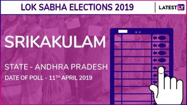 Srikakulam Lok Sabha Constituency in Andhra Pradesh Results 2019: Kinjarapu Ram Mohan Naidu of Telugu Desam Wins Parliamentary Election