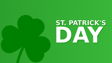 Saint Patrick's Day 2019: Know History, Significance and Facts About The St Patrick's Parade