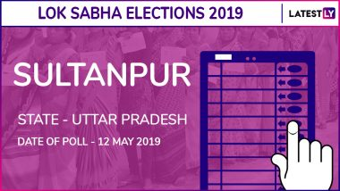 Sultanpur Constituency in Uttar Pradesh Results 2019: Maneka Gandhi of BJP Wins Parliamentary Election