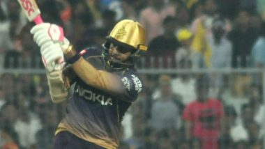 Rajasthan Royals Tease Kolkata Knight Riders After Sunil Narine's Dismissal During RR vs KKR, Dream11 IPL 2020 (Read Tweet)
