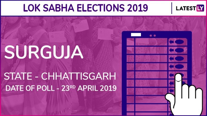 Sarguja Lok Sabha Constituency in Chhattisgarh: Candidates, Current MP, Polling Date And Election Results 2019