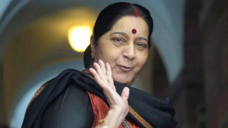Sushma Swaraj Tweets 'Hum Hain Na' to Man Stranded in Saudi Arabia, Wins Hearts Again