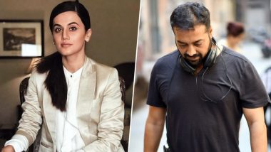 Manmarziyaan Duo Taapsee Pannu and Anurag Kashyap to Team Up Again ,This Time for a Thriller - More Deets Inside!