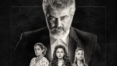 Nerkonda Paarvai: Ajith Kumar's Tamil Remake of PINK Confirmed to Release on August 10