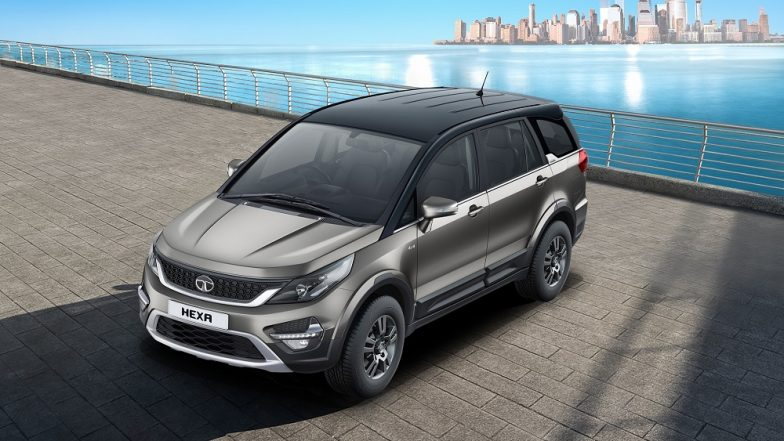 2019 Tata Hexa Lifestyle SUV With New Features Launched in India; Prices Start From Rs 12.99 Lakh