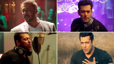 Jag Ghoomeya from Sultan, Hangover from Kick, Main Taare from Notebook: Which Song Sung by Salman Khan is Your Favourite? - Vote Now