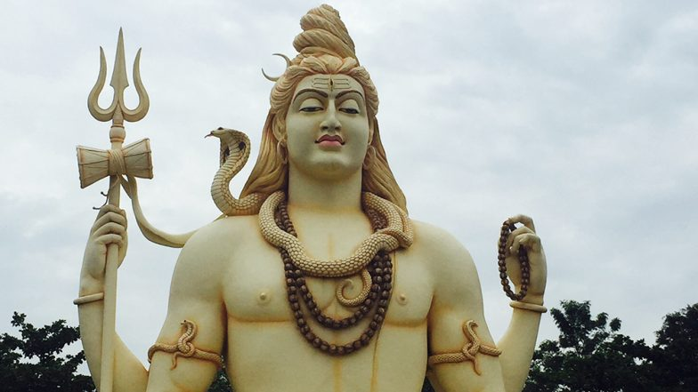 Mahashivratri 2019: Know About These Tallest Shiva Statues in India; See Pics