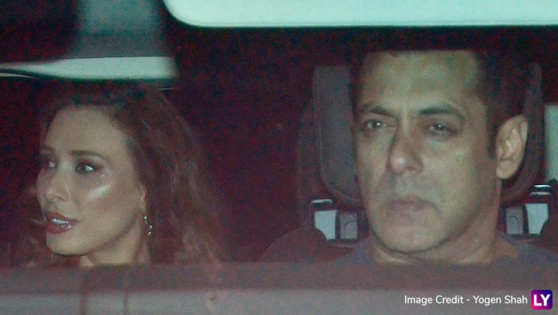 Salman Khan and Iulia Vantur Make a Head-Turning Appearance Together! See Rumoured Couple's Pics