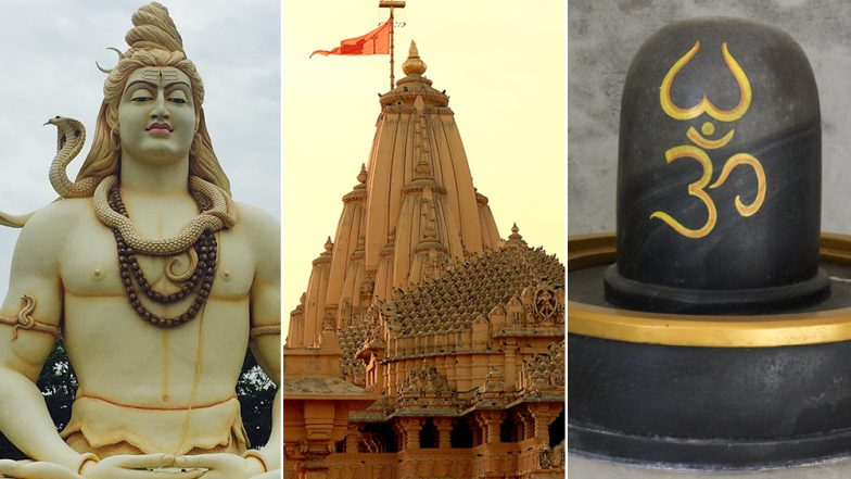 Mahashivratri 2019: Know About 12 Jyotirlingas and How to Visit These Sacred Shiva Temples Located in India This Maha Shivaratri