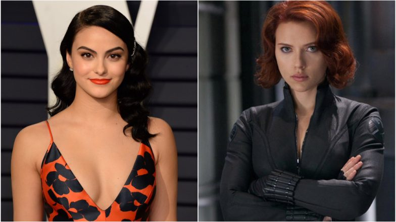 Has Riverdale Star Camila Mendes Bagged A Role In Scarlett Johansson's Black Widow Film?