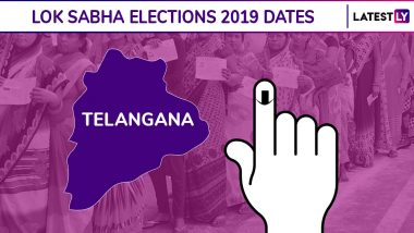 Telangana Lok Sabha Elections 2019 Schedule: Constituency Wise Dates Of Voting And Results For General Elections