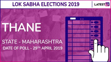 Thane Lok Sabha Constituency in Maharashtra Live Results 2019: Leading Candidates From The Seat, 2014 Winning MP And More