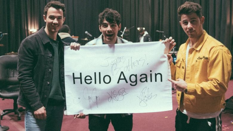 Brace Yourselves As The Jonas Brothers Are Ready To Drop The Next Track Pretty Soon - Read Details!
