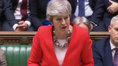 British PM Theresa May on Third Brexit Vote, Says 'Parliament Support Not Sufficient'
