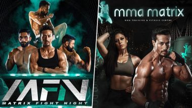 LatestLY Exclusive! Matrix Fight Night: Fans, Here's Your Chance To Meet and Greet Tiger Shroff & Krishna Shroff!