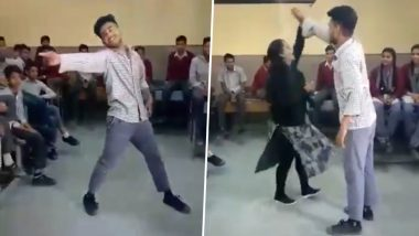 International Women's Day 2019: TikTok Video of Boy Dancing With His Teachers on Shah Rukh Khan's Song in Classroom Goes Viral