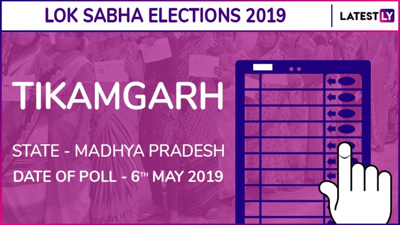 Tikamgarh Lok Sabha Constituency in Madhya Pradesh: Candidates, Current MP, Polling Date And Election Results 2019