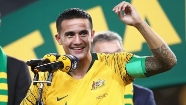 Tim Cahill, Former Australian Football Captain Officially Retires From Professional Football