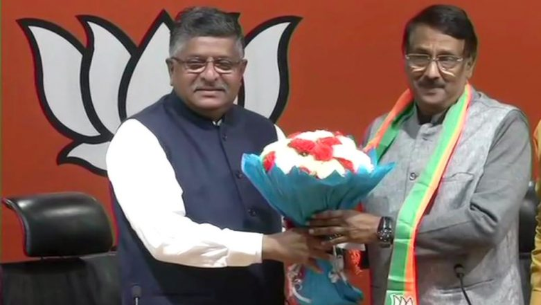 Lok Sabha Elections 2019: Congress Receives Another Massive Jolt, Senior Leader Tom Vadakkan Joins BJP