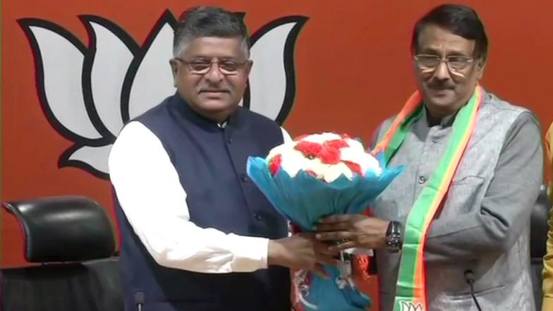 Lok Sabha Elections 2019: Congress Receives Another Massive Jolt, Senior Leader Tom Vadakkan Joins BJP