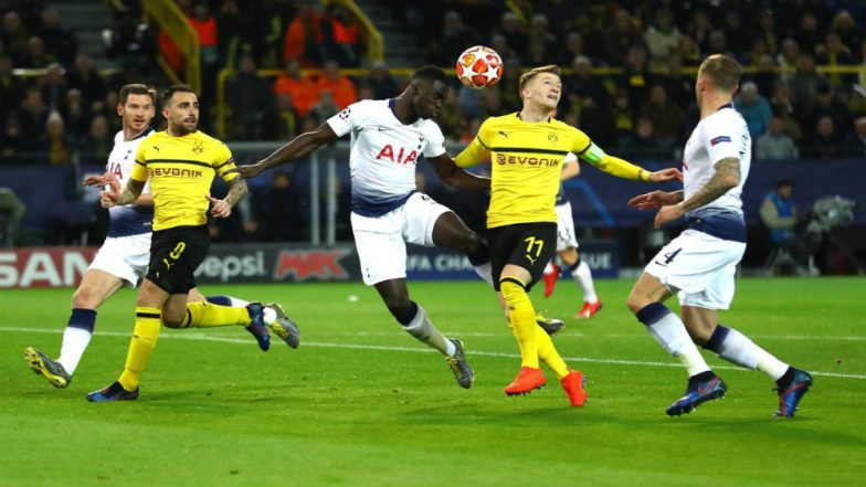 Tottenham Hotspur Beat Borussia Dortmund by 1-0 to Reach UEFA Champions League Quarterfinals