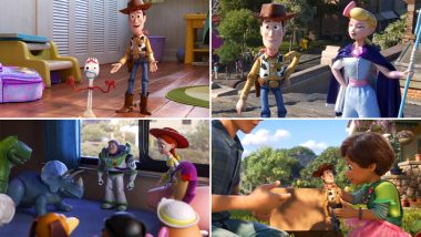 Toy Story 4 Trailer: Woody Is Back to Questioning His Life's Purpose As He Loses His Way Home and Meets Old Flame Bo Peep – Watch Video
