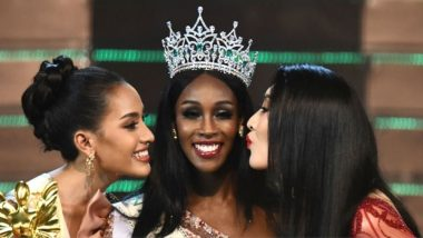 American Jazell Barbie Royale Crowned Queen in Thai Transgender Pageant (View Pics)