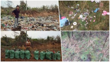 #Trashtag Challenge is The Change We Need! Social Media Challenge Urges People to Clean Dirty Places, View Pics
