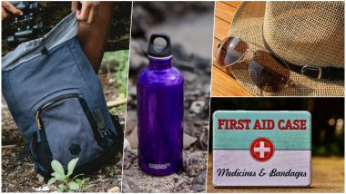 Travel Tip of The Week: 8 Travel Essentials That You Must Carry in Your Backpack