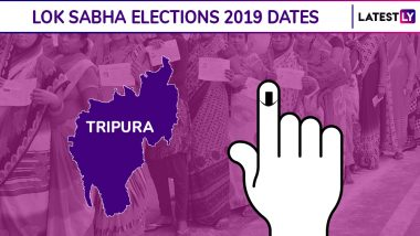 Tripura Lok Sabha Elections 2019 Dates: Complete Schedule of Voting And Results For General Elections