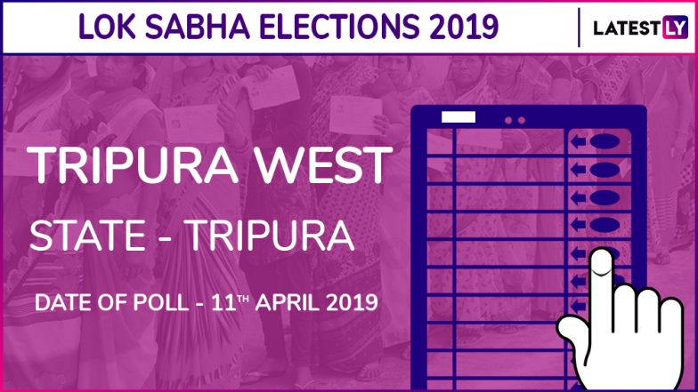 Tripura West Lok Sabha Constituency in Tripura Results 2019: BJP Candidate Pratima Bhoumik Elected MP