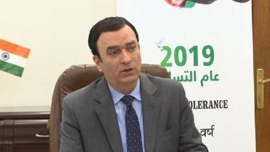 UAE Envoy Ahmed Al Banna Says 'We Played Important Role' in Defusing India-Pakistan Tensions