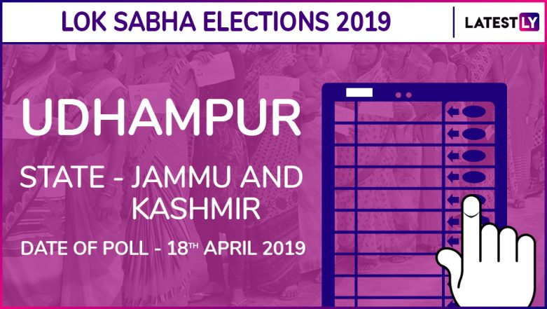 Udhampur Lok Sabha Constituency Result 2019 in Jammu and Kashmir: Dr Jitendra Singh of BJP Wins Parliamentary Election