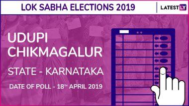 Udupi Chikmagalur Lok Sabha Constituency in Karnataka Results 2019: BJP Candidate Shobha Karandlaje Elected MP