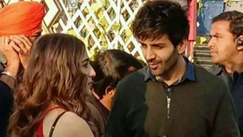 Is This Sara Ali Khan and Kartik Aaryan's Look for Love Aaj Kal 2? See Leaked Photos!