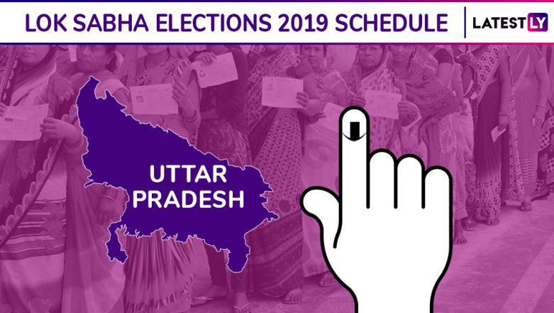 Uttar Pradesh Lok Sabha Elections 2019 Schedule: Constituency Wise Dates Of Voting And Results For UP General Elections